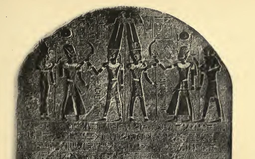 Israelite Origins: The Merneptah Stele
